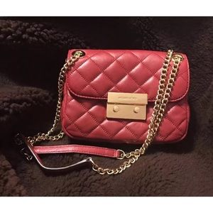 Micheal Kors Sloan quilted bag